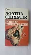 Poirot Investigates by Agatha Christie (1976 Edition) - Paperback