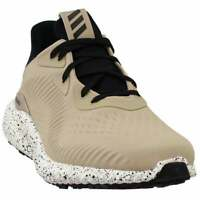 adidas Alphabounce 1  Casual Running  Shoes - Beige - Mens