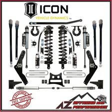 """ICON 4-5.5"""" Coilover System Stage 5 2011-2016 Ford F250 F350 Super Duty"""