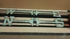 Large 24''Antiqued brass directionals FOR FULL SIZE WEATHERVANES FITS 3/4'' RODS
