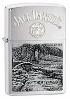 BRIQUET ZIPPO NEUF - JACK DANIEL'S - SCENES FROM LYNCHBURG # 7