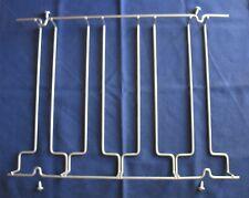 """Stem Wine Glass Under Cabinet Hanger Chrome Steel Wire Rack 10-1/2"""" x 14-1/2"""""""