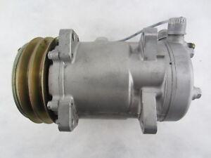 For Volvo 242 244 745 760 AC A/C Compressor w/ Groove Clutch OE Remanufactured