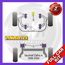 Opel Zafira A (99-04) Not 2.0T Powerflex Complete Bush Kit