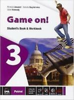 Game on! volume 3 Petrini scuola DeA scuola codice:9788849419252