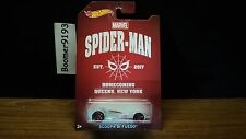2017 Hot Wheels MARVEL SPIDER-MAN HOMECOMING SCOOPA DI FUEGO Chase Car