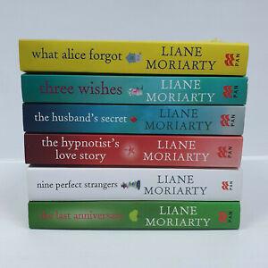 Liane Moriarty Bulk Books Bundle - 6 Paperback Books