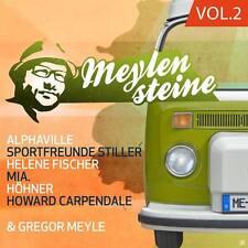 Gregor MEYLE meylensteine Vol. 2 HELENE FISCHER ALPHAVILLE Höhner NEUF 2cd