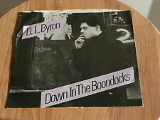 D L BYRON~DOWN IN THE BOONDOCKS~RARE PROMO~MINT~STORE STOCK~ARISTA ~ SOUL 45
