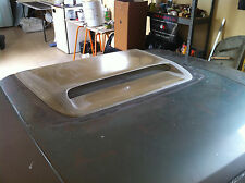 Toyota 70/79ser bonnet scoop 50mm High Intake to suit all Toyota Models
