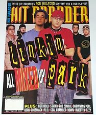 Linkin Park Vintage Poster Hit Parader Metal Music Dj Rap Indie lp cd 45 t-shirt