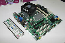 HP Compaq 3000 Mt Motherboard LGA775 587302-001 with E6500 2.93G CPU