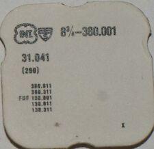 INT. Durowe CAL. 380.001 wechselrad part no. 260 ~ NOS ~