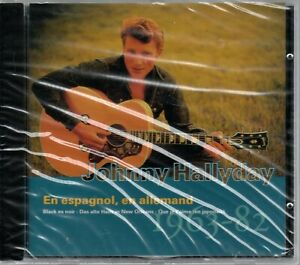 JOHNNY HALLYDAY - EN ESPAGNOL - EN ALLEMAND  - CD GUITARE n° 35 - NEUF EMBALLE
