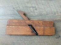 Antique Moulding Wood Plane 7/8 Woodworking Hand Tools