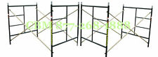 "Cbm Scaffold Two Set of new Flip-Lock 5'X5'1""X7' Masonry Scaffolding Frame Sets"
