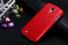 Flip/Folder Leather Case Cover For Samsung Galaxy S4 ,Red Rose Col. USA SELLER .