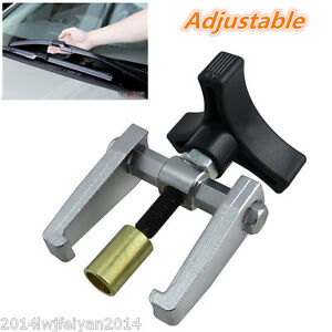 Adjustable Car Windscreen Wiper Windshield Wiper Arm Removal Puller Repair Tool