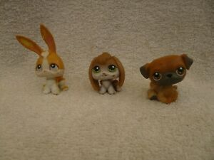 FIGURINE DE COLLECTION PETSHOP PET SHOP LOT N°17