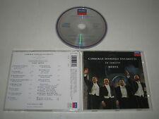 CARRERAS DOMINGO PAVAROTTI/IN CONCERT - MEHTA(DECCA 430 433-2) CD ALBUM