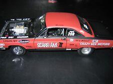 GMP 1/18 Ford Fairlane Porkchop's SCARELANE II #G1801123.Serial #0007.NEW!!