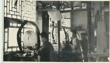 1920 CHINESE JADE SHOP Rare Interior Vintage Photo