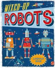MIXED-UP ROBOTS - SCRIBBLERS (COR) - NEW PAPERBACK BOOK