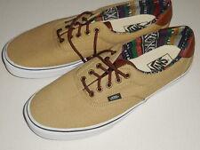 Vans Canvas Mens Size 12 Khaki Skate Sneakers