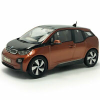 1:43 BMW i3 Electric Die Cast Modellauto Auto Spielzeug Model Sammlung Orange