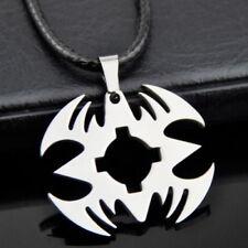 Cool Ninja Star Darts Stainless Steel Pendant Necklace Unisex Choker