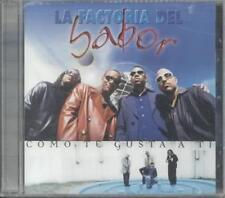 FACTORIA DEL SABOR - COMO TE GUSTA A TI USED - VERY GOOD CD