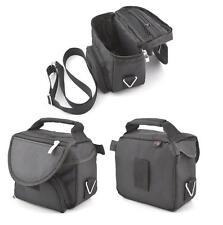Black Carry Case Travel Bag For Nintendo DS Original and Game Boy Advance GBA