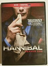 HANNIBAL The Complete Season One (2013, 4-DVD Set) *SHIPS OUT FAST Mon-Sat!
