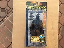 Lord Of The Rings Morgul Lord Witch King Fiery Sword Figure Toy Biz New Hobbit