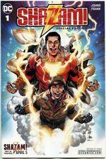 SHAZAM #1 C2E2 SPECIAL EDITION NM MOVIE PROMO ZACHARY LEVI BILLY BATSON DC COMIC