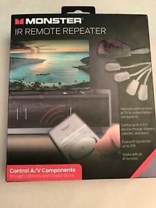 Monster IR Remote Repeater Universal IR Remote