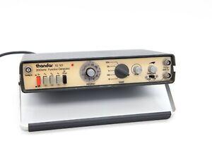 Thandar TG-101 200 KHz Function Generator