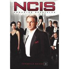 NCIS (Navy CIS) - Season / Staffel 3 Komplett (Deutsch)  DVD  NEU  OVP