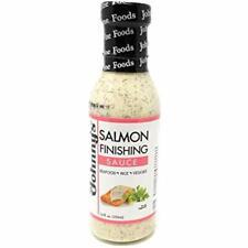 "Johnny's Fish Sauce Salmon Finishing Sauce, 12 Oz Seafood Seasonings Grocery """
