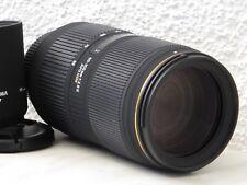 Sigma AF 50-150 / 2.8 II DC EX APO HSM für Nikon MWST ausweisbar