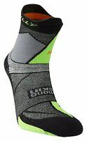 Hilly Ultra Marathon Fresh Mens Running Anklet Socks
