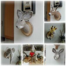 Patternless Animals & Bugs Wall Hangings