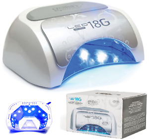 Gelish 18G Salon Professionnel Gel Ongles Vernis 36W Curant LED Ampoule Linge