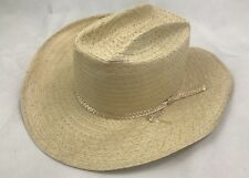VINTAGE PENNEY'S STRAW HAT ST LOUIS MADE