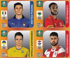 Panini Euro EM Tournament Edition Update Set Sticker Pessina | Sharapenko