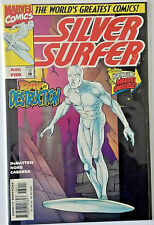 THE SILVER SURFER #130 (Marvel) NM+ DeMatteis, Nord, Cabrera,