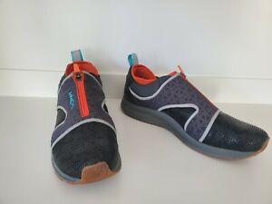 NEW Puma Sport Lifestyles MMQ Zip Athletic Shoe Sneaker Orange Gray Size Men 13