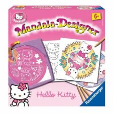Hello Kitty Mandala Designer Ravensburger - 6 Years +