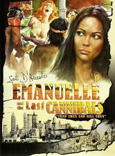 EMANUELLE AND THE LAST CANNIBALS Movie POSTER 27x40