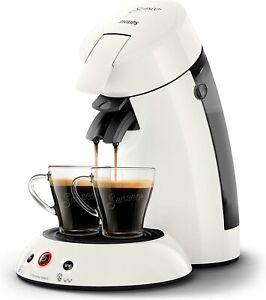 Philips Senseo Original HD6554/10 Padmaschine with Kaffee-Boost white